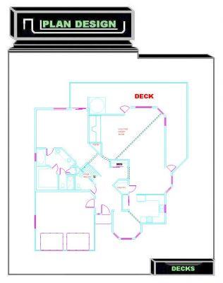free deck plan design ideas