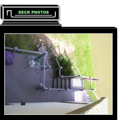 Free deck plan design ideas deck showroom photos of for 12x10 deck plans