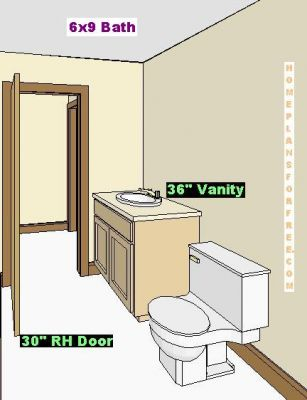 free bathroom plan design ideas bathroom design 6x9 size
