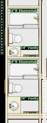 5x9 bathroom layout free bathroom plan design ideas for Bathroom designs 5 x 9