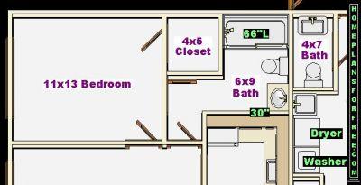 Free bathroom plan design ideas bathroom design 6x9 size for Room design 11x13