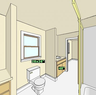 Bathroom Home Design on Free Bathroom Plan Design Ideas   Jack And Jill 12x14 Bathroom Design