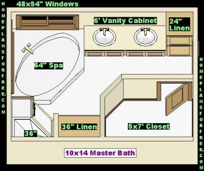 Tarmin free 10 x12 shed plans 5x8 bathroom guide for Bathroom ideas 10x12