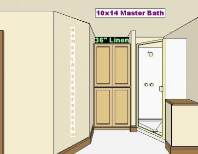 bathroom plan design ideasmaster bathroom plans 10x14