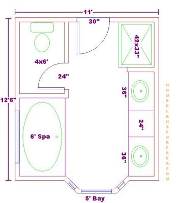 free bathroom plan design ideas master bathroom design