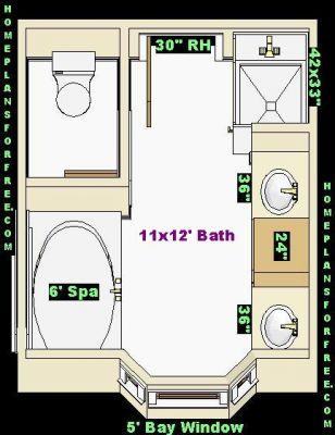 10x6 bathroom design popular house plans and design ideas for Bathroom ideas 9x9