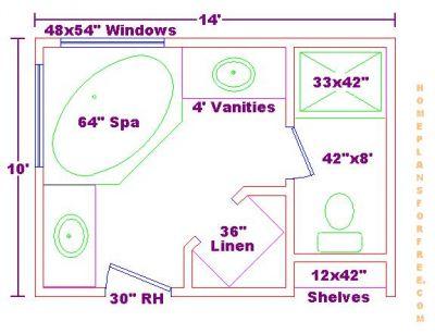10x7 bathroom designs popular house plans and design ideas for 10 x 7 bathroom floor plans