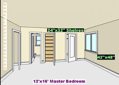 Home Wall Decoration Closet Shelving Master Bedroom Design Ideas - 6x8 bathroom designs