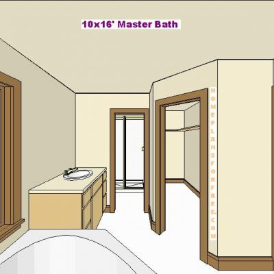 Online Bathroom Design On Free Bathroom Plan Design Ideas Master Bath