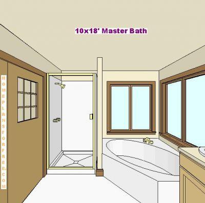 Free bathroom plan design ideas bathroom designs with for Bathroom designs normal