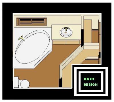 Xylem carltoncorner bathroom vanity antique maple for Bathroom designs normal