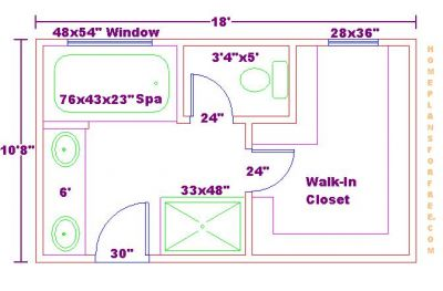 Small bathroom floor plans home plansdesign kitchen for Bathroom designs 12x8