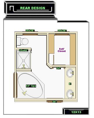 Click to view full size image for Bathroom ideas for 5x6