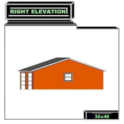 House plans for 30 x 40 joy studio design gallery best for Garage designer online free