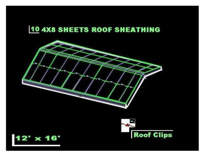 garden sheds roof sheathing materials outdoor 12 x16 garden sheds roof