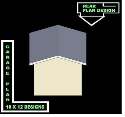 New Garage & Shed Blueprint Plans Photo Gallery