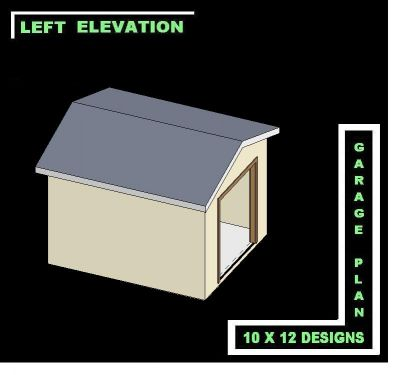 left plan for building a 10 x12 shed 10 x12 storage sheds left