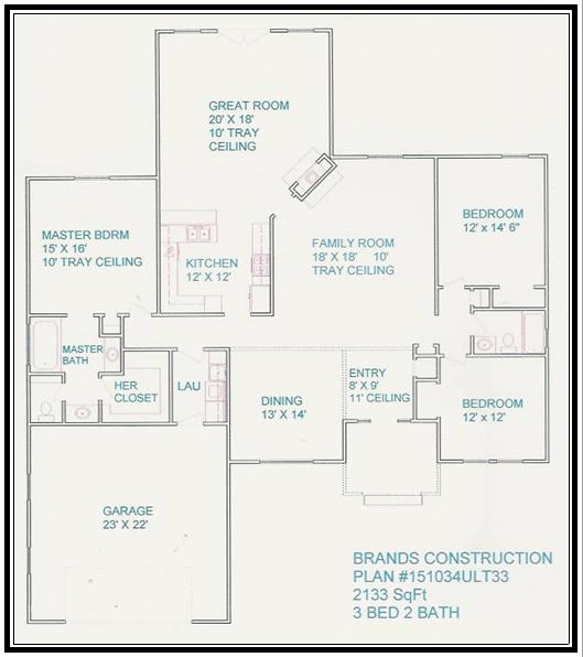 Free house plans with additions floor plans Free home plans