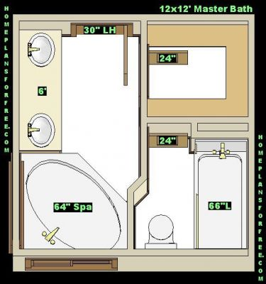 8 x 12 bathroom floor plans click to view size image 24809